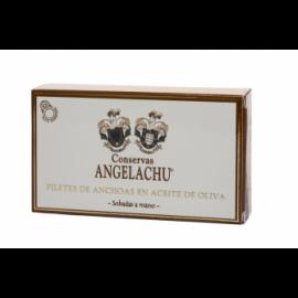 Lata anchoa angelachu 90 grs.