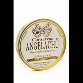 Lata anchoa angelachu 170 grs.
