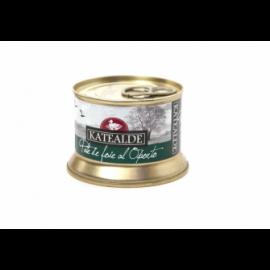 Pate de foie al oporto 130 gr