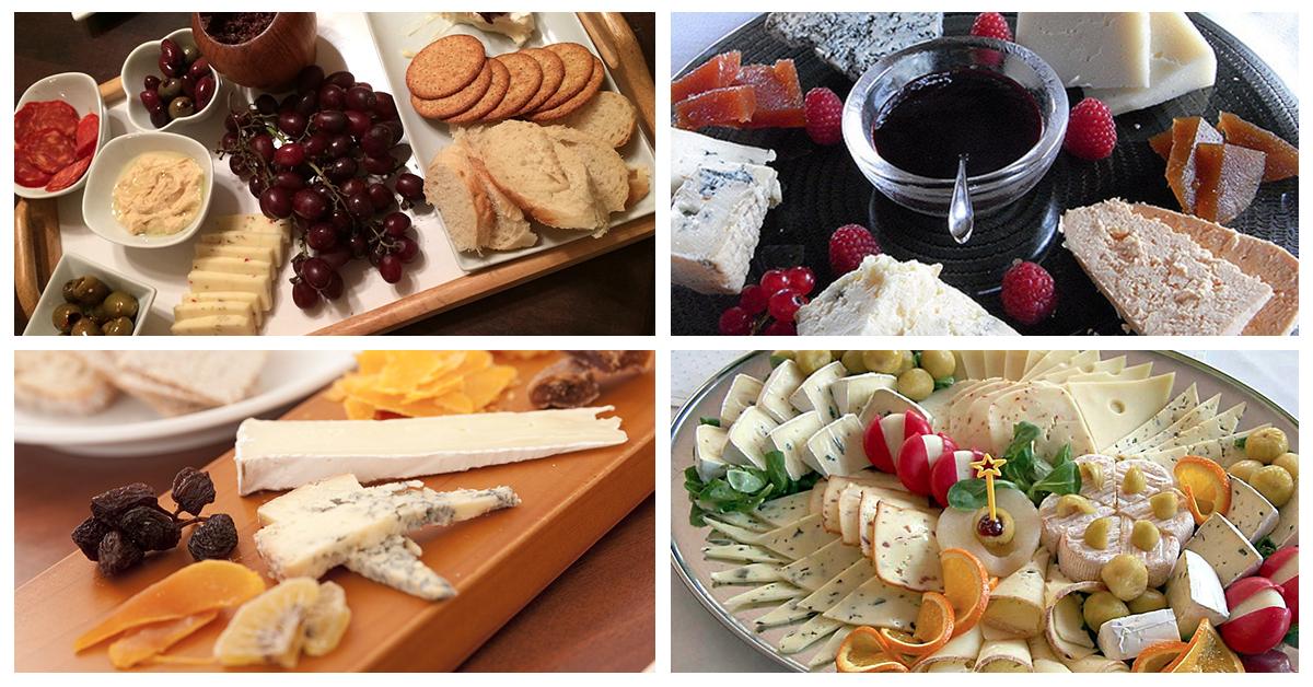 Entrantes navide os c mo preparar una tabla de quesos - Entrantes navidenos ...